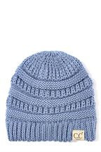 Kids C.C. Beanie- Pale Blue