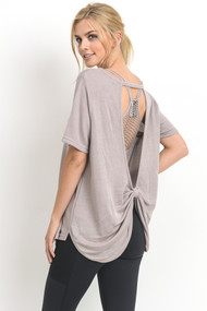 The Cali Top- Violet