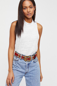 Free People Brisbane Tank- White