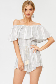 The Keeley Romper