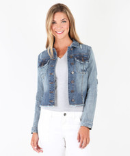 Kut By Kloth Kara Jean Jacket