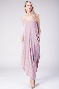 The Talia Dress- Lavender