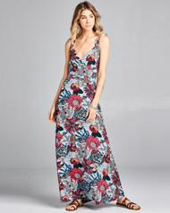The Addison Maxi Dress