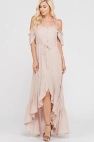 The Casey Dress- Blush