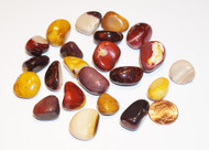 Small Mookaite Tumbled Gemstones 1LB