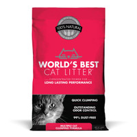 World's Best Multiple Cat Litter