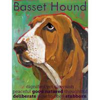 Ursula Dodge Basset Hound