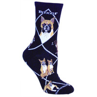 Wheel House Boxer Socks