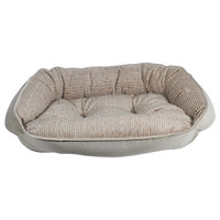 Bowsers Crescent Bed - Wheat