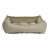 Bowsers Scoop Bed - Flax