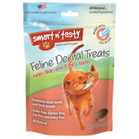 Smart 'N Tasty Dental Treat Salmon