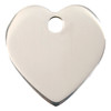 Red Dingo Flat Tag Heart