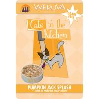Weruva Cats in the Kitchen 3oz Pouch Pumpkin Jack Splash