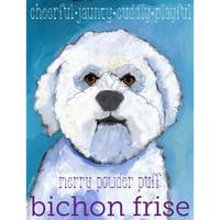 Ursula Dodge Bichon Frise
