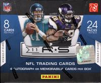 2011 Panini Rookies & Stars Football Hobby Box