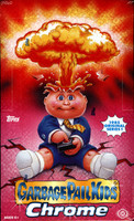 Topps Garbage Pail Kids Chrome Series 1 - Box