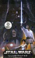 2013 Topps Star Wars Illustrated