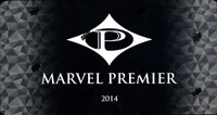 2014 Upper Deck Marvel Premier Trading Card Box