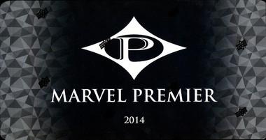 2014 Upper Deck Marvel Premier Trading Card Box