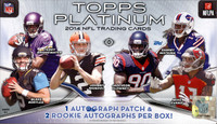 2014 Topps Platinum Football