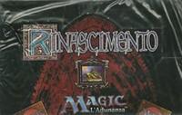 Magic the Gathering FBB Rinascimento RENAISSANCE Italian Ed. Booster Box