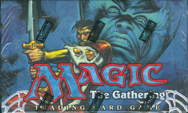 Magic the Gathering Stronghold Booster Box
