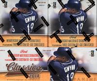 2014 Panini Classics Baseball Hobby Box
