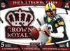 2015 Panini Crown Royale Football Hobby Box