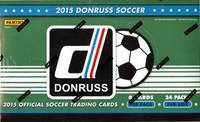 2015 Panini Donruss Soccer Box