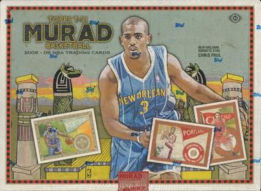 2008/09 Topps T-51 Murad Basketball Hobby Box