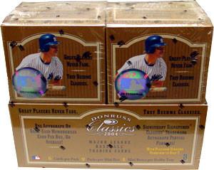 2004 Donruss Classics Baseball Hobby Box