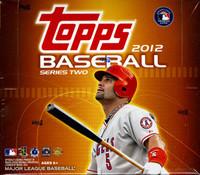 2012 Topps Series 2 Baseball Jumbo HTA Hobby Box