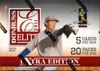 2011 Donruss Elite Extra Edition Baseball Hobby Box