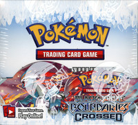 Pokemon B&W Boundaries Crossed Booster Box
