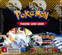 Pokemon B&W Next Destinies Booster Box