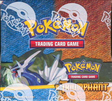 Pokemon H/S Triumphant Booster Box