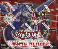 Yugioh Cosmo Blazer 1st Edition Booster Box