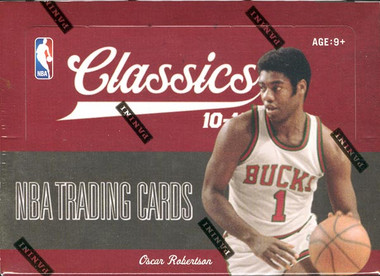 2010/11 Panini Classics Basketball Hobby Box