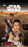 2016 Topps Star Wars The Force Awakens Ser 2 Hobby Box