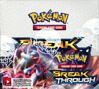 Pokemon XY Breakthrough Booster Box