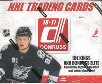 2010/11 Donruss Hockey Hobby Box