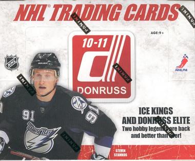 2010/11 Donruss Hockey Hobby Box