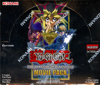 Yugioh Dark Side of Dimensions Movie Pack - Box