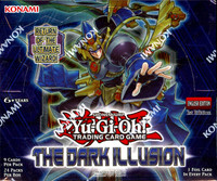 Yugioh The Dark Illusion 1st Edition Booster Box