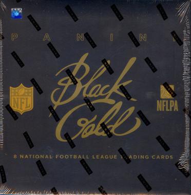 2014 Panini Black Gold Football Hobby Box