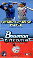 2016 Bowman Chrome Baseball Vending Box