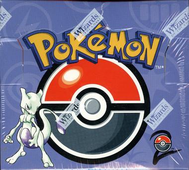 Pokemon Base Set 2 Booster Box