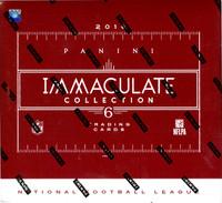 2016 Panini Immaculate Football Hobby Box