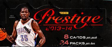 2013/14 Panini Prestige Basketball Hobby Box