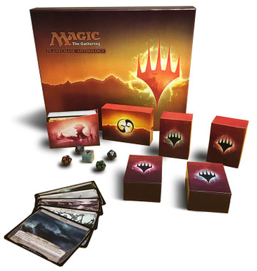 Magic the Gathering Planechase Anthology Box